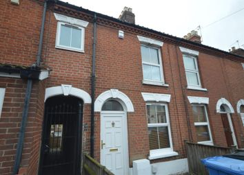 Thumbnail 3 bed terraced house for sale in Knowsley Road, Norwich