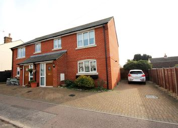 Thumbnail 2 bed semi-detached house for sale in North Road, Brightlingsea, Colchester