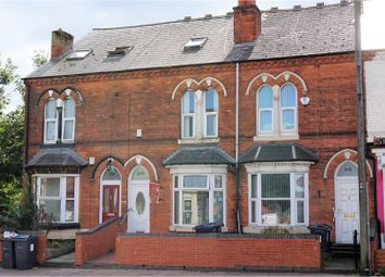 Thumbnail 5 bedroom terraced house for sale in Dudley Road, Birmingham
