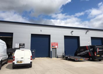 Thumbnail Industrial to let in Hazel Drive, Dyffryn Business Park, Hengoed, Caerphilly