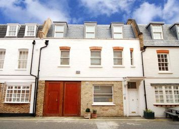 Thumbnail 3 bed mews house for sale in Devonshire Place Mews, London