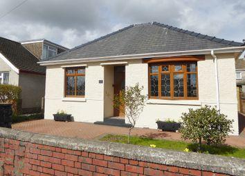 Thumbnail 2 bed detached bungalow for sale in Litchard Bungalows, Bridgend