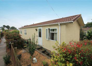 Thumbnail 2 bedroom mobile/park home for sale in Down Road, Portishead, North Somerset