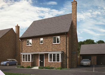Thumbnail 5 bed detached house for sale in Plot 144 Sherington, Hansons Reach, Stewartby, Bedford