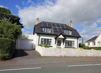 Thumbnail 2 bed detached bungalow for sale in Llangunnor Road, Carmarthen, Carmarthenshire