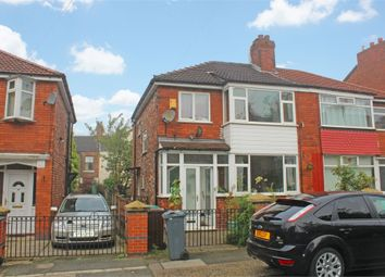 Thumbnail 4 bedroom semi-detached house for sale in Delamere Street, Openshaw, Manchester