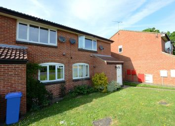 Thumbnail 1 bed maisonette to rent in Wargrove Drive, College Town, Sandhurst