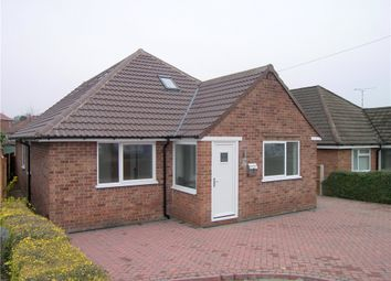 Thumbnail 4 bedroom detached bungalow to rent in Alton Close, Allestree, Derby