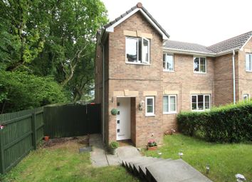 Thumbnail 3 bedroom semi-detached house for sale in Dorallt Way, Henllys, Cwmbran
