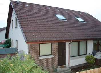 Thumbnail 2 bed semi-detached bungalow to rent in Scorguie Court, Inverness, 8st