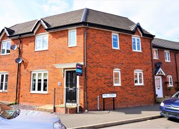 Thumbnail 3 bed semi-detached house to rent in Hull Street, Hilton, Derby