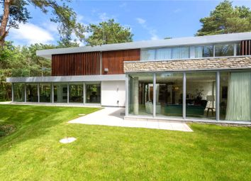 Thumbnail 4 bedroom detached house for sale in 1 The Drive, Brudenell Avenue, Canford Cliffs, Dorset