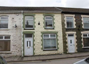 Thumbnail 3 bed terraced house to rent in Llewellyn Street, Pontygwaith, Rhondda Cynon Taff.