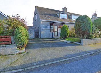 Thumbnail 2 bed semi-detached house for sale in Duncan Terrace, Udny Station, Ellon