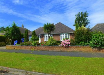 Thumbnail 4 bed bungalow for sale in Barton Croft, Barton On Sea, Hampshire