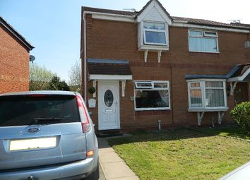 Thumbnail 2 bed semi-detached house for sale in Finch Meadow Close, Liverpool