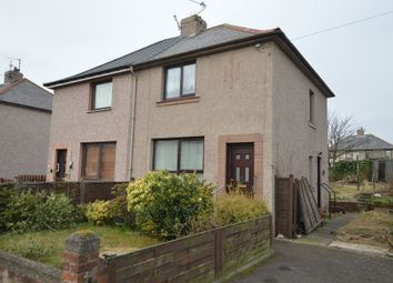 Thumbnail 2 bed semi-detached house for sale in Crispin Road, Berwick-Upon-Tweed, Northumberland