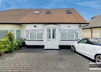 Winston Avenue, Kingsbury, London NW9. 4 bed semi-detached bungalow