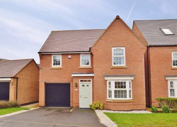 Thumbnail 4 bed detached house for sale in Firth Close, East Leake