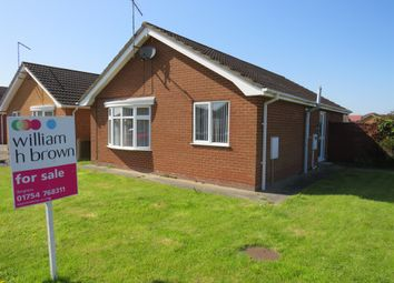 Thumbnail 2 bed detached bungalow for sale in Dowsing Way, Skegness