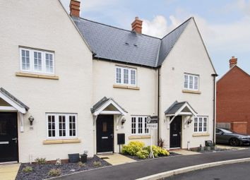 Thumbnail 2 bed terraced house for sale in Lagonda Drive, Brackley