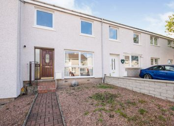 Thumbnail 3 bed terraced house for sale in Restenneth Drive, Forfar