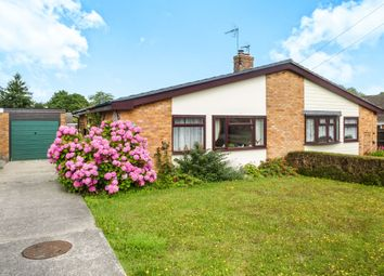 Thumbnail 2 bedroom semi-detached bungalow for sale in Majors Close, Chedburgh, Bury St. Edmunds