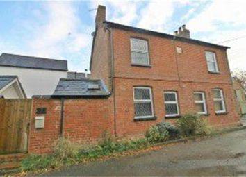 Thumbnail 2 bed semi-detached house for sale in Church End, Drayton Parslow, Milton Keynes, Buckinghamshire