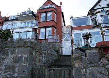 Thumbnail 2 bed flat for sale in Cayley Promenade, Rhos On Sea, Colwyn Bay