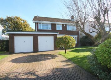 Thumbnail 4 bed detached house for sale in Village Farm, Bonvilston, Cardiff