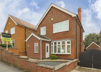 3 bed detached house for sale in Mowbray Rise, Arnold, Nottinghamshire NG5
