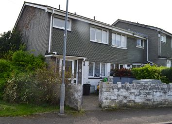Thumbnail 3 bedroom end terrace house for sale in Crawshay Drive, Llantwit Major