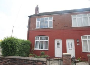 Thumbnail 2 bed end terrace house to rent in Hoyle Street, Warrington
