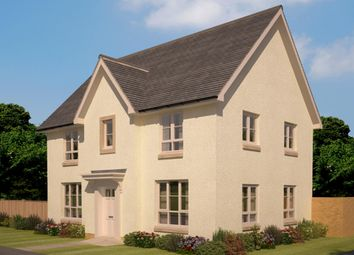 "Thumbnail 4 bed detached house for sale in ""Craigston"" at Salters Road, Wallyford, Musselburgh"