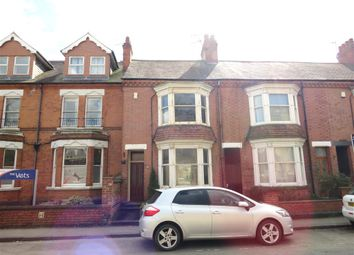 Thumbnail 3 bed terraced house for sale in Forest Road, Loughborough