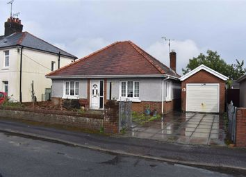 Thumbnail 3 bed detached bungalow for sale in Gordon Road, Llanelli, Carmarthenshire