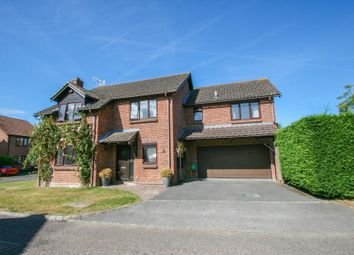 Thumbnail 6 bed detached house for sale in Selbourne Road, Burpham, Guildford