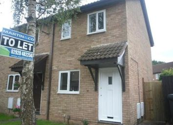 Thumbnail 2 bed semi-detached house to rent in Bryn Haidd, Pentwyn, Cardiff