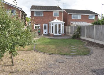 Thumbnail 4 bed detached house for sale in Milne Pastures, Newtown, Tewkesbury