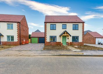 Thumbnail 3 bed detached house for sale in Plot 47, The Marton, Stickney Meadows, Stickney, Boston