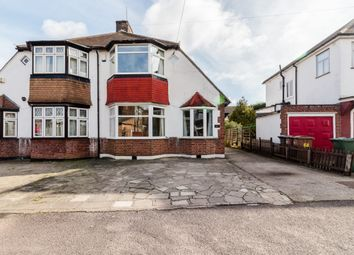 Thumbnail 3 bed semi-detached house for sale in 66 Blackthorne Drive, London, London