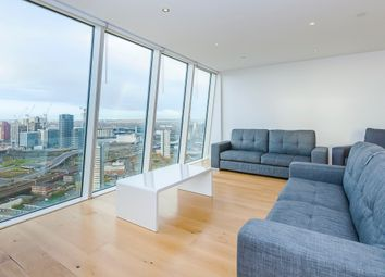 Thumbnail 2 bed flat to rent in High Street Stratford, London