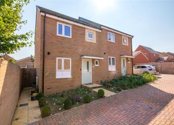 Thumbnail 3 bed semi-detached house for sale in Poppy Close, Emersons Green, Bristol