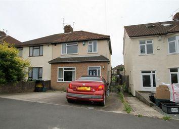 Radley Road, Fishponds, Bristol BS16. 3 bed semi-detached house for sale