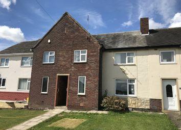 Thumbnail 3 bed terraced house for sale in Fields Rise, Kirkheaton, Huddersfield, West Yorkshire
