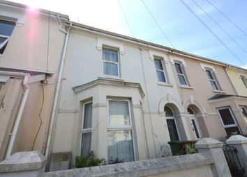 Thumbnail 2 bed terraced house to rent in Cattedown Road, Plymouth