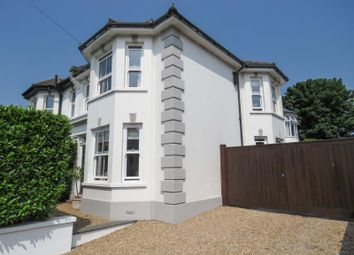 Thumbnail 4 bed semi-detached house for sale in St. Marys Road, Hayling Island