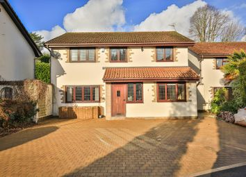 Thumbnail 4 bed detached house for sale in Longleat Close, Lisvane, Cardiff