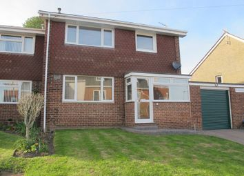 Thumbnail 4 bed semi-detached house for sale in Elmhurst Road, Fareham