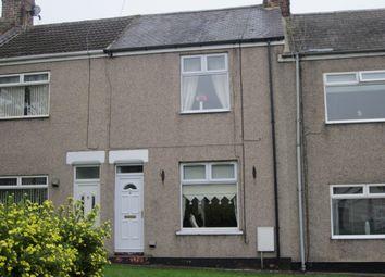 Thumbnail 2 bed terraced house to rent in Fenwick Street, Spennymoor